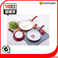 ceramic frying pan 3 PCS Set