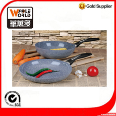 Stone coating Fry Pan 2 PCS Set